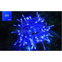 2.43RMB 75L Rice light factory direct sales Holiday decorations string lights \ Christmas decoration