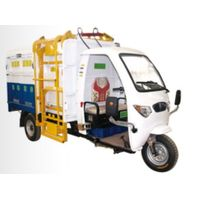 electric cargo tricycle