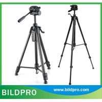 1650mm Extendable Aluminum Tripod Light Weight Flexible Camera Tripods