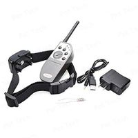 3 In 1 Shock and Vibration 1000M Remote Dog Training Collar (P-513) thumbnail image