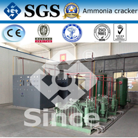 Hydrogen Generation Plant Ammonia Cracker Process 3P 50/60HZ