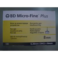 BD Micro-Fine plus 8mm
