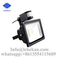 Factory price online selling 30w 50w 100w 150w 200w pir led flood light thumbnail image