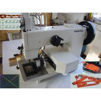 Extra heavy duty thick thread automated pattern sewing machine thumbnail image