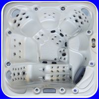 6 seats and1 lounge massage function spa hot tub