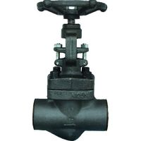 Forged steel globe valve SW/NPT ends 800lb - 2500lb