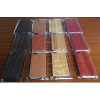 IPhone 5/6/6P Wood Phone Case, Bamboo/Walnut/Rosewood/Cherry Wood Phone Case