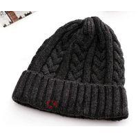 winter simple tuque twist crochet color custom beanie cap thumbnail image