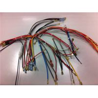 custom wire har with amp molex jae jst