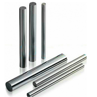 chrome plated rods