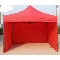 3X3 High Quality Easy up Auto Top Events Party Tent with Windows and Door