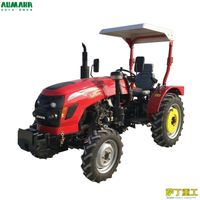 Sadin 40HP 4WD Farm Wheel Tractor