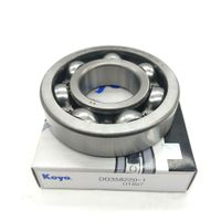 Original KOYO auto bearing deep groove ball bearing DG358220-1 with high speed thumbnail image