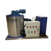 SINDEICE small range 500kg/24h flake ice making machine