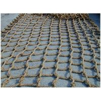 polypropylene rope cargo net slings