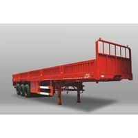 3Axles Sidewall semi-trailer