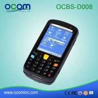 OCBS-D008: Wi-Fi and Bluetooth Handheld Rugged Data Collector Industrial PDA thumbnail image