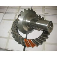 bevel gear of ship thruster made in China, ship thruster bevel gear, bevel gear customized