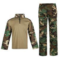 Combat Uniforms Tactical Combat Shirt Military Combat Pants