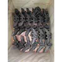 Good performance Casting Iron Brake Shoe holder brake shoe block used for locomotive parts thumbnail image