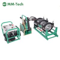 PPR Pipes Hydraulic Welding Machine,HDPE Pipelines & Fittings Butt Welding Machine,plastic pipe hdp