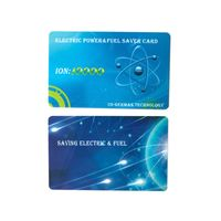 Top sale over 13000 negative ions electric power saving card / energy saver card good price thumbnail image