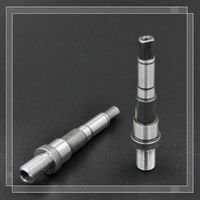 custom CNC machining shaft
