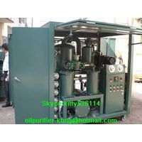 Double Stage Vacuum Insulation Oil  Purifier machine