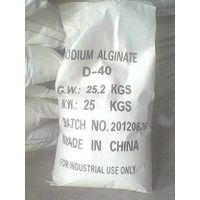 Sodium Alginate for Textile thumbnail image