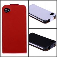 For Iphone 4 iphone 4s leather protect case