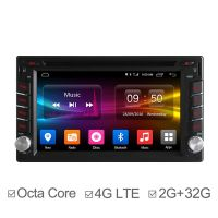 6.2Inch Android 6.0 Octa Core Car DVD GPS for universal