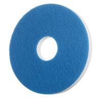 Round scrubber cleaing sponge white magic sponge and scouring pad composite kitchen cleaning eraser thumbnail image