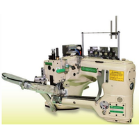 Megasew Flatlock Machine (Dual and Both side Fabric Trimmer)