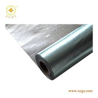 Woven Fabric Aluminum Foil Light Thermal Insulation Material
