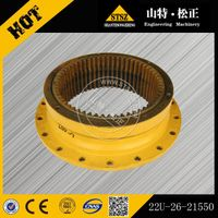 PC200-7 swing gear 22U-26-21550, excavator parts