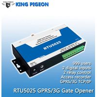 RTU5025 GPRS/3G Gate Opener