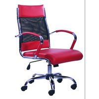 Rolling Office Chair with PU leather OS-3711