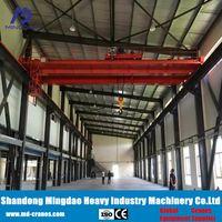 Heavy Duty Lift Capacity Workshop Used Double Girder Overhead Crane thumbnail image