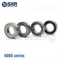 SXR Chrome Steel Gcr15 Deep Groove Ball Bearing 6000 6001 6002 6003 6004 6005 6006 6007 6008 2RS thumbnail image