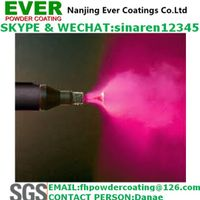 electrostatic spray powder coating