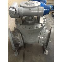 three way diverter ball valve