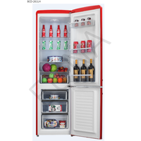 BCD-261LH refrigerator and freezer