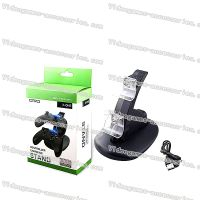 China Supplier Cheap Game Accessory for Xbox One Cooler with Controller Dual Charger thumbnail image