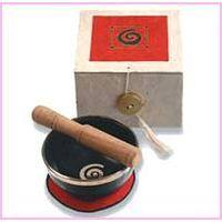HC0005 sest Gift singing bowl sets with Lokta paper Box