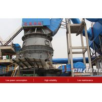 Raw Material Vertical Mill