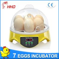 Good Quality HHD Factory Supply Full Automatic Chicken Egg Incubator for Sale YZ9-7
