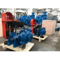 China Tobee® 8/6, 6/4, 4/3 mining pumps manufacturer