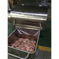Decomposition of frozen meat