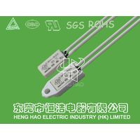 BH-B2D temperature controlled on off switch,BH-B2D thermal protector