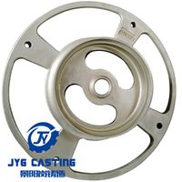 JYG Casting Customizes High Quality Investment Casting Machinery Parts thumbnail image